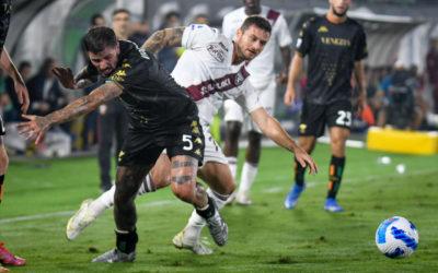 Serie A | Venezia 1-1 Torino: Aramu saved a point from the penalty spot
