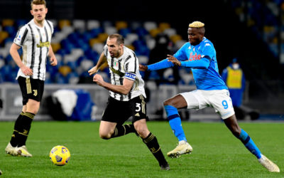 Chiellini: 'Juve need time, but there's no patience'