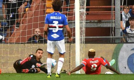 Serie A | Sampdoria 0-4 Napoli: Partenopei perfecto