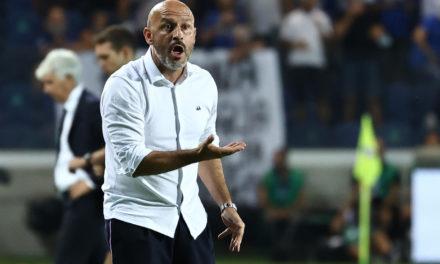 Italiano satisfecho con la 'actitud' de la Fiorentina en Génova
