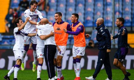 Italiano: 'Vlahovic gives best for Fiorentina'