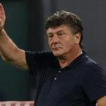 Mazzarri culpa al árbitro de la derrota del Cagliari ante la Roma