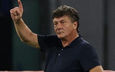 Mazzarri blames referee for Cagliari's loss against Roma