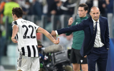 Juventus squad to face Zenit: Dybala and Rabiot out