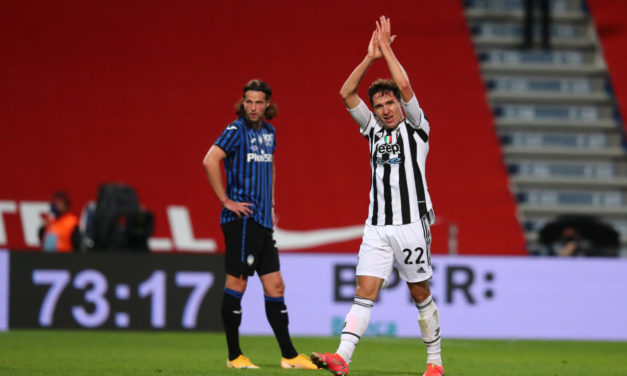 Chiesa and Bernardeschi return to Juventus training