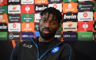 Anguissa points at Leicester's quality: 'The whole team are dangerous'