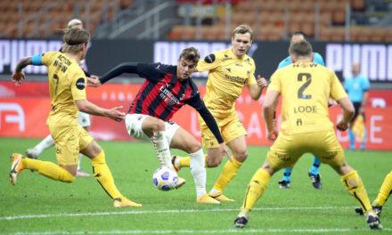 Daniel continues the Maldini tradition at Milan