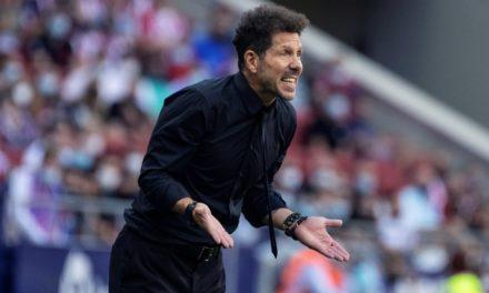 Simeone warns Milan: 'We'll try to hurt them'