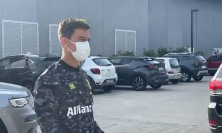 Video: Dybala and Morata undergo medical tests