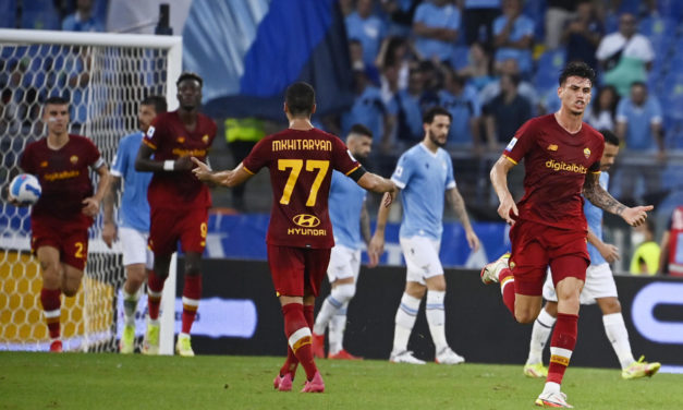 Ibanez: 'Roma had the wrong approach'