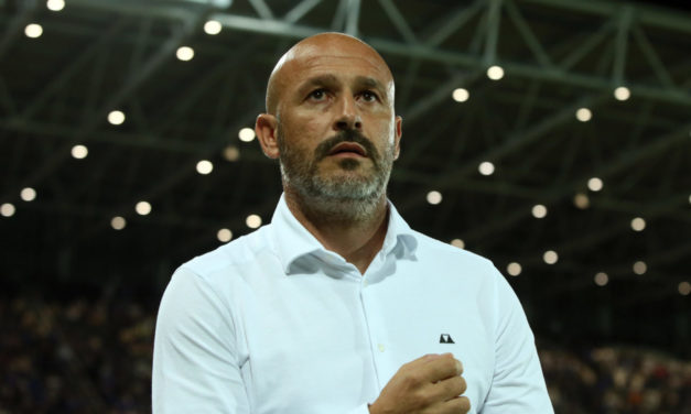 Italiano: 'Racism? The culprits must be identified and banned'