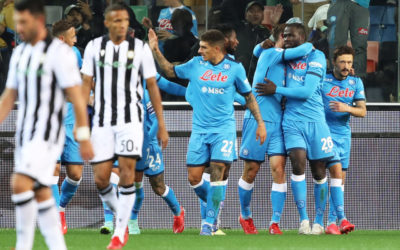 Serie A Highlights: Udinese 0-4 Napoli