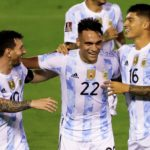 Lautaro Martinez on new Inter partnership with Correa