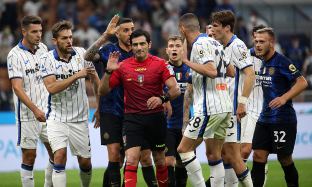 Goals, VAR, controversy: Atalanta-Inter showed what Serie A is all about