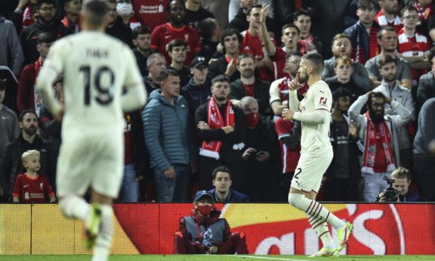 Rebic performs under pressure for Milan