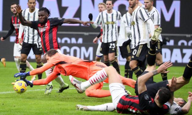 Juventus shelve Szczesny for Perin against Samp?
