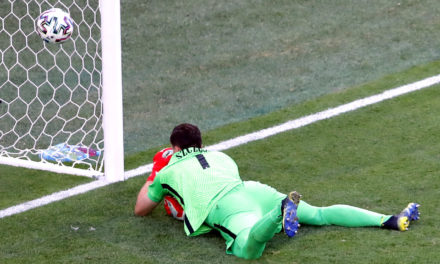 Szczesny se ha convertido en un reflejo de la Juventus