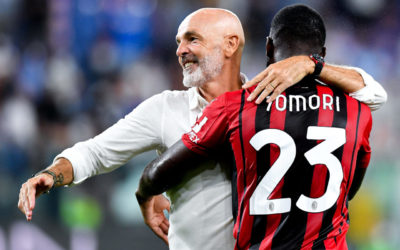 Massara 'proud' of Milan and Pioli progress