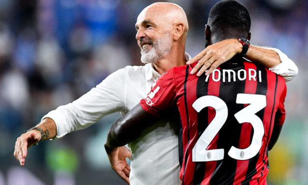 Pioli hails Milan 'mental strength' and Maldini future