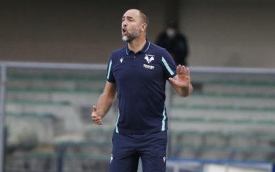 Tudor expects 'tough battle' in Genoa