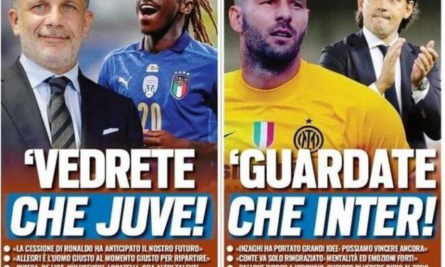 Documentos de hoy - Cherubini revela la verdad sobre la venta de Ronaldo