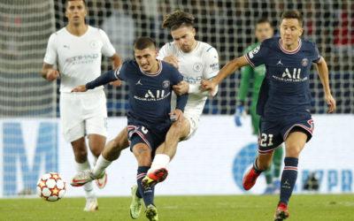 Verratti picks up injury during Marseille-PSG