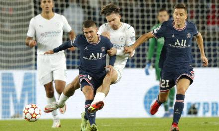 Verratti se lesiona durante el Marsella-PSG