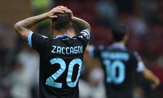 Lazio confirm Zaccagni injury