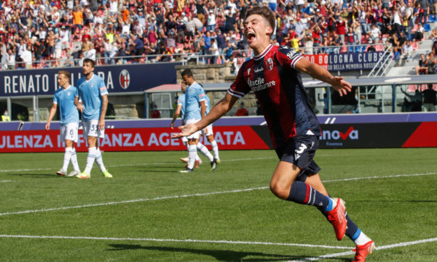 Serie A Highlights: Bologna 3-0 Lazio