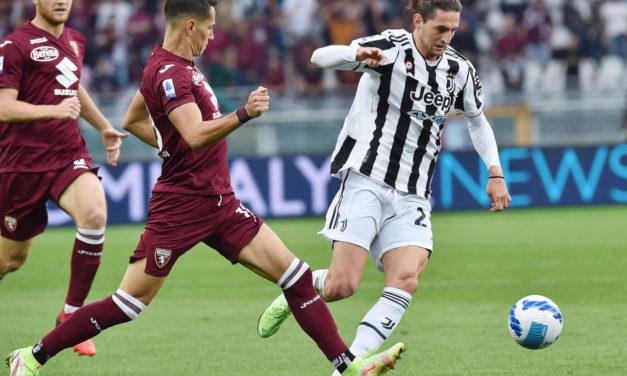 Juventus: Rabiot negativo, disponible ante el Inter