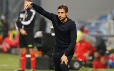 Dionisi: 'Sassuolo must forget win against Juventus'