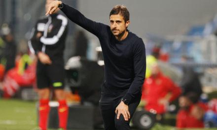 Dionisi: 'Sassuolo debe olvidar la victoria ante la Juventus'