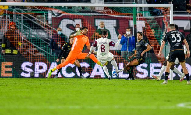 Serie A | Venezia 1-2 Salernitana: Last-gasp Lagunari loss