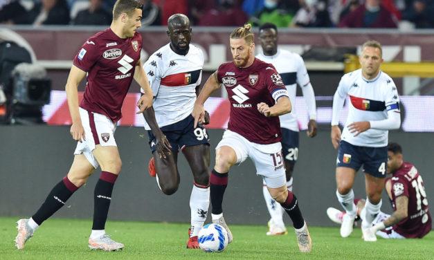 Torino without Ansaldi against Milan