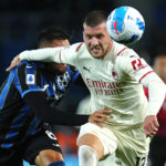 Rebic still out of Milan squad for Torino