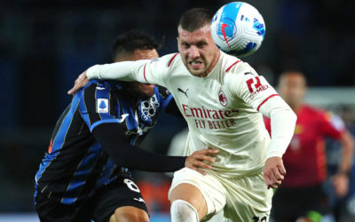 Milan sigh of relief over Rebic injury
