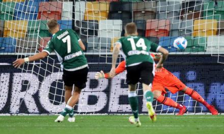 Serie A Highlights: Udinese 1-1 Verona