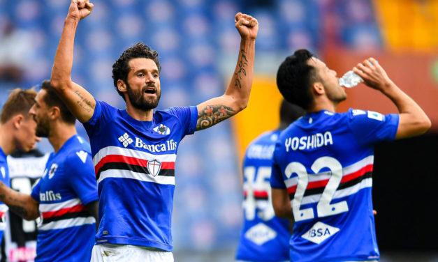 Serie A Highlights: Sampdoria 3-3 Udinese