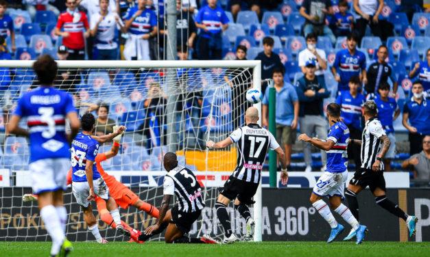 Serie A | Sampdoria 3-3 Udinese: Candreva caps thriller