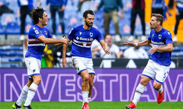 VIDEO: Candreva goal of the season for Sampdoria