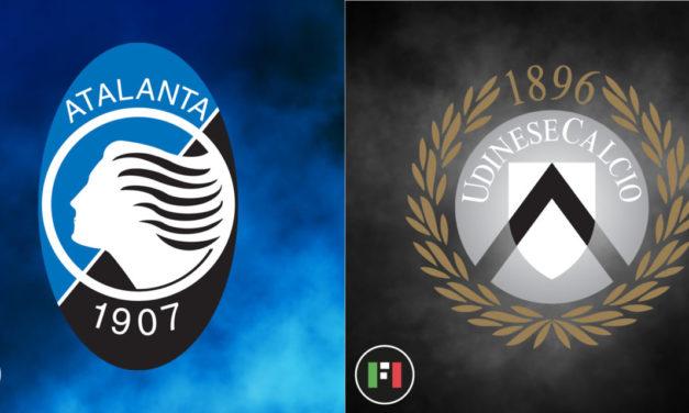 Serie A EN VIVO: Atalanta vs.Udinese