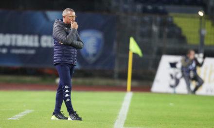 Andreazzoli: 'Mi nieto pudo ver ese penalti'