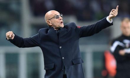 Ballardini: 'estoy muy enfadado, pero nunca me preocupé'