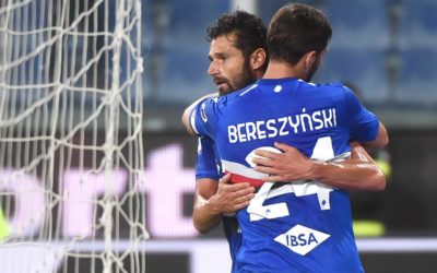 El Inter ataca a Bereszynski