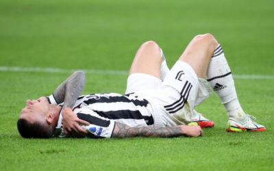 Juventus: Sin lesiones para Bernardeschi o Kean