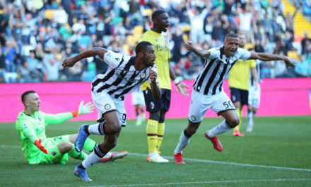 Serie A | Udinese 1-1 Bologna: Beto cancels out red card