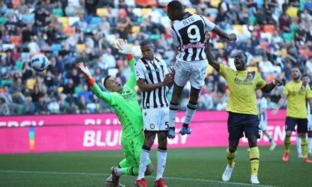 Serie A Highlights: Udinese 1-1 Bologna