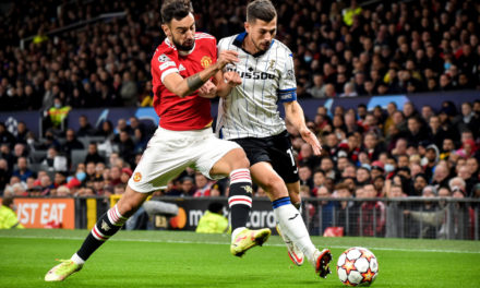 Champions League liveblog: Man Utd vs. Atalanta and Zenit vs. Juventus