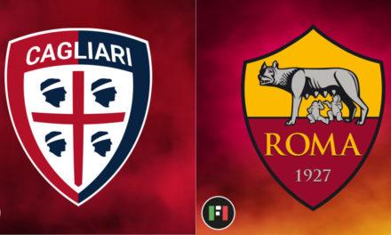 Serie A EN VIVO: Cagliari vs. Roma