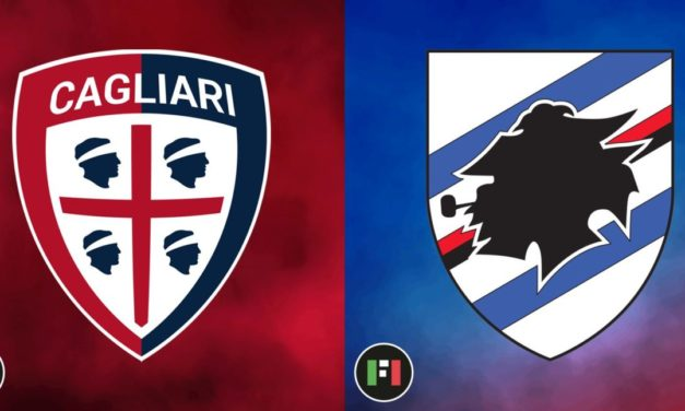 Serie A Preview | Cagliari vs. Sampdoria: Desperate times
